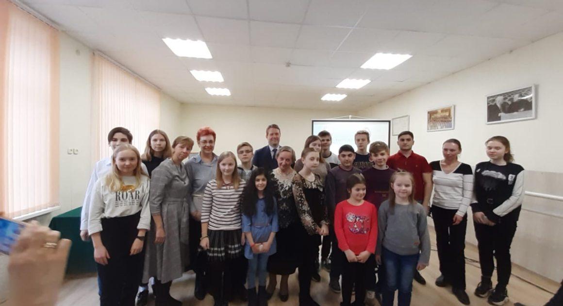 Презентация книги «Духовный путь Чайковского»